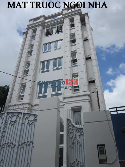 Cho thuê phòng mới tại 496/32/6 Dương Quảng Hàm