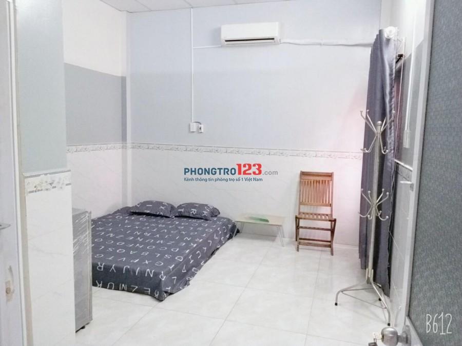 Phòng trọ mới xây, sạch sẽ, khu an ninh, nội thất đầy đủ cho thuê