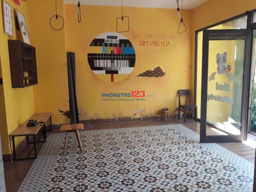 Cho thuê mặt bằng kinh doanh tại đường Nguyễn Văn Thoại Đà Nẵng