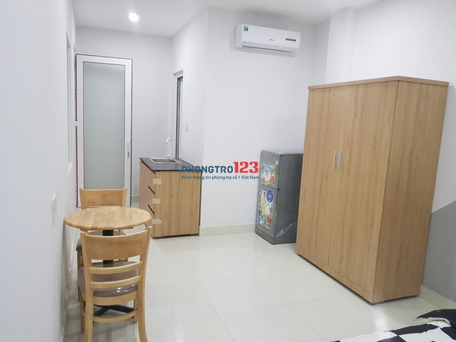 Cho Thuê phòng Full Nội Thất đang Giảm Giá ở Lê Đức Thọ Quận Gò Vấp