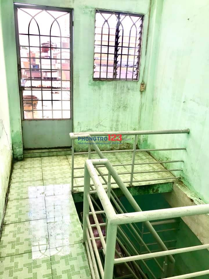 Cho thuê nhà nguyên căn diện tích 100m2 quận Bình Thạnh