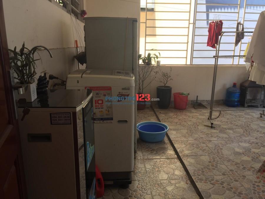 Cho thuê phòng đẹp, tiện ích tại Võ Chí Công Hoàng Quốc Việt