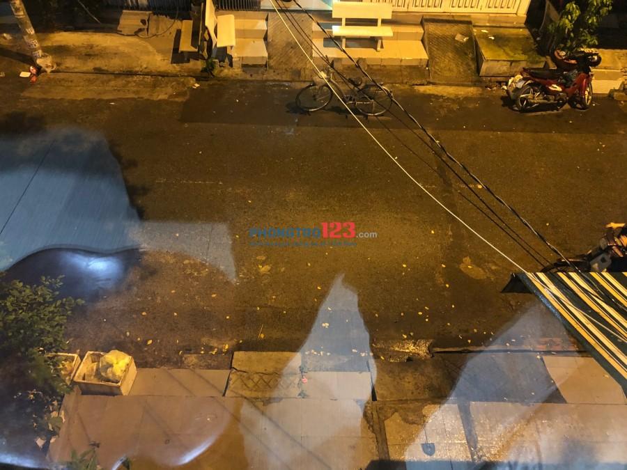 Chính chủ cho thuê nhà nguyên căn 3,8x13 1 trệt 3 lầu hẻm xe tải có 6pn tại Bùi Điền P4 Q8