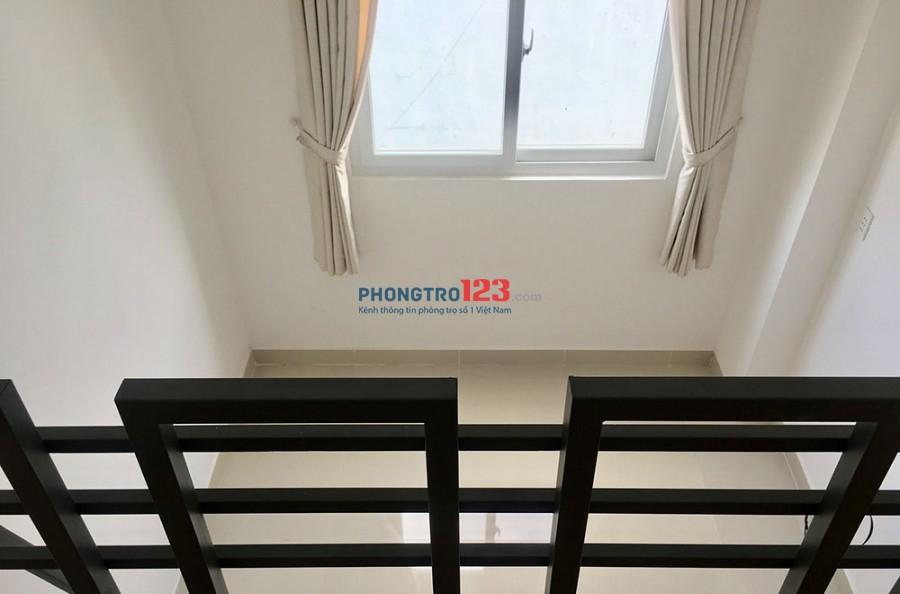 Phòng trọ cho thuê nội thất cơ bản cửa sổ lớn_Gần KCX T,Thuận_Siêu xinh_Mặt tiền đường_An ninh tiện nghi