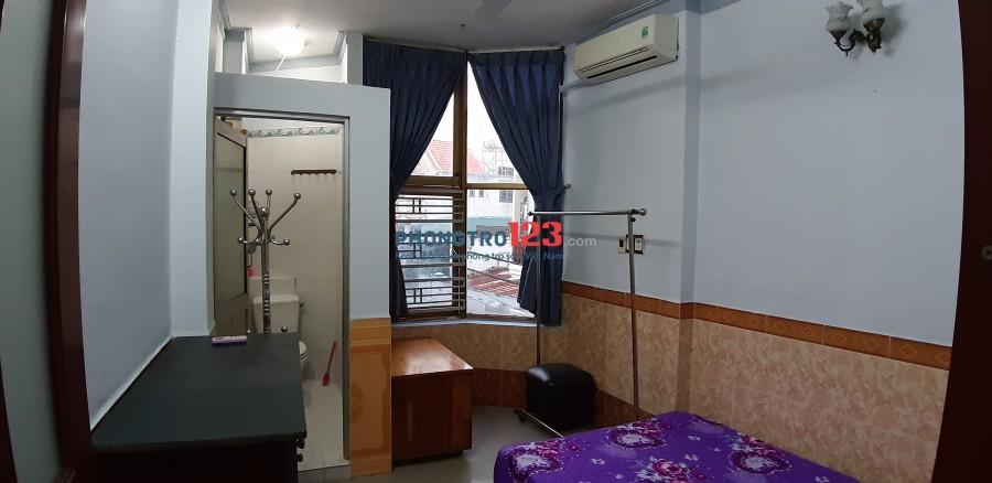 Phòng cho nữ thuê đầy đủ tiện nghi, an ninh yên tĩnh