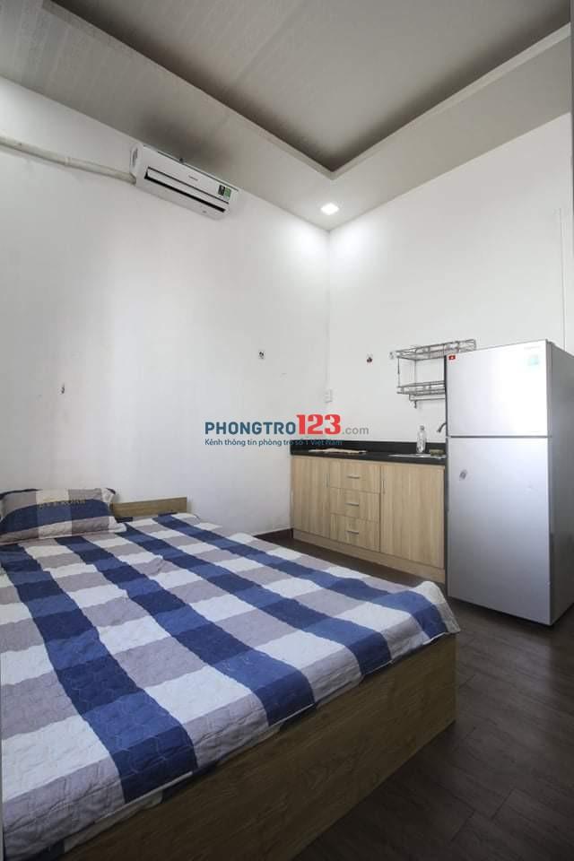 Q.3 – Cho thuê phòng full nội thất, mặt tiền Điện Biên Phủ, giá:4tr/tháng