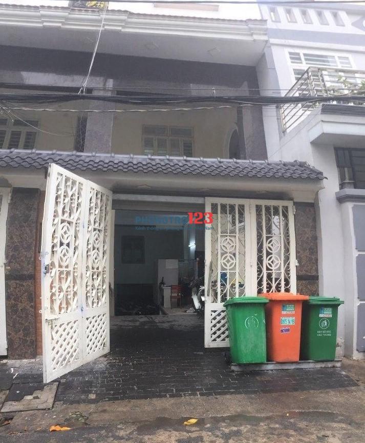 Phòng trọ sinh viên giá rẻ quận Tân Bình tiện nghi, an ninh 24/7