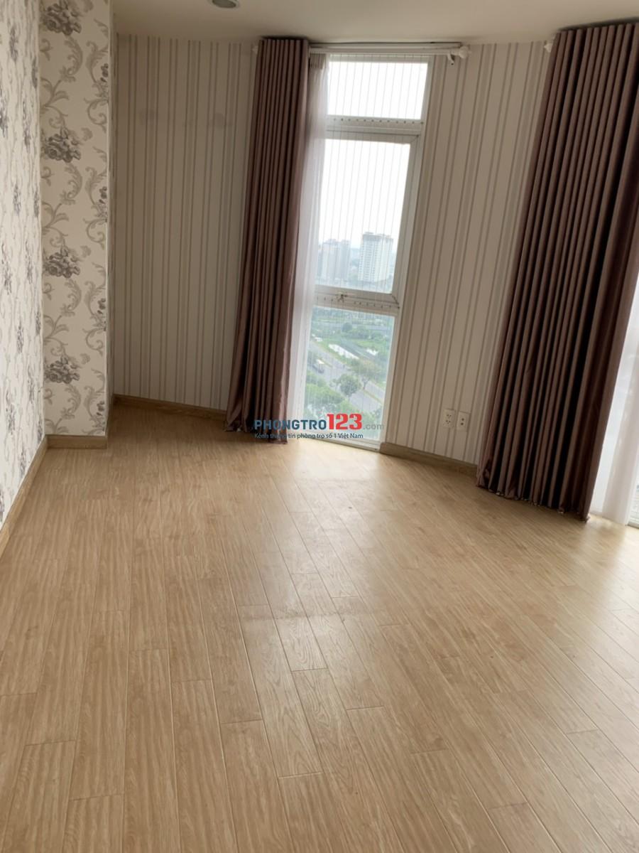 Cần cho thuê căn hộ skyway mặt tiền Nguyễn văn Linh