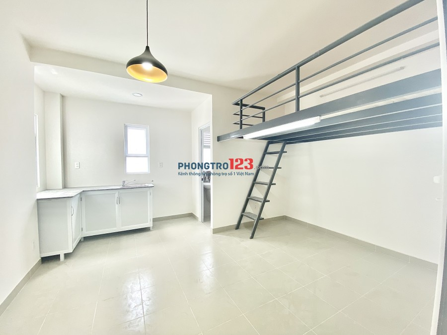 Phòng Trọ full nội thất cơ bản 26m2 Giá chỉ 4tr200k <3 nhà mới 100%