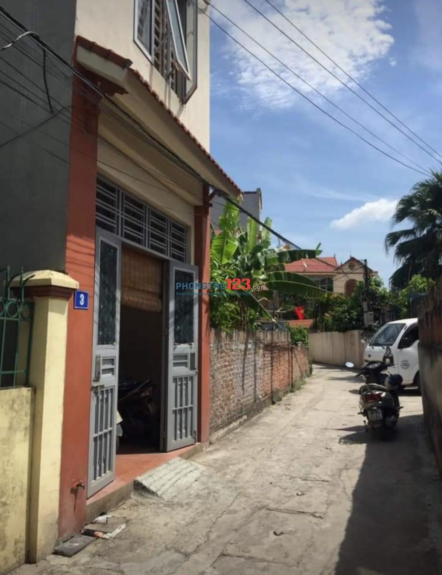 Cho thuê nhà nguyên căn gần trường tiểu học Đức thượng