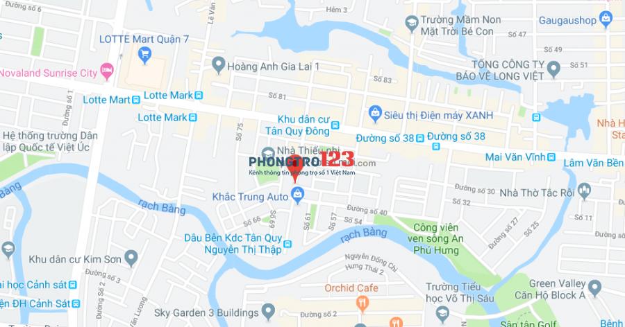 Studio full N.Thất, rộng và thoáng, gần ngay Lotte Mart, Đại Học Tôn Đức Thắng, NTT Quận 7-Giảm ngay 500k tháng đầu tiên
