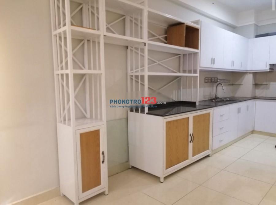 Chính chủ cho thuê Chung cư căn hộ IDICO Lũy Bán Bích Q Tân Phú 62m² 2PN 2WC
