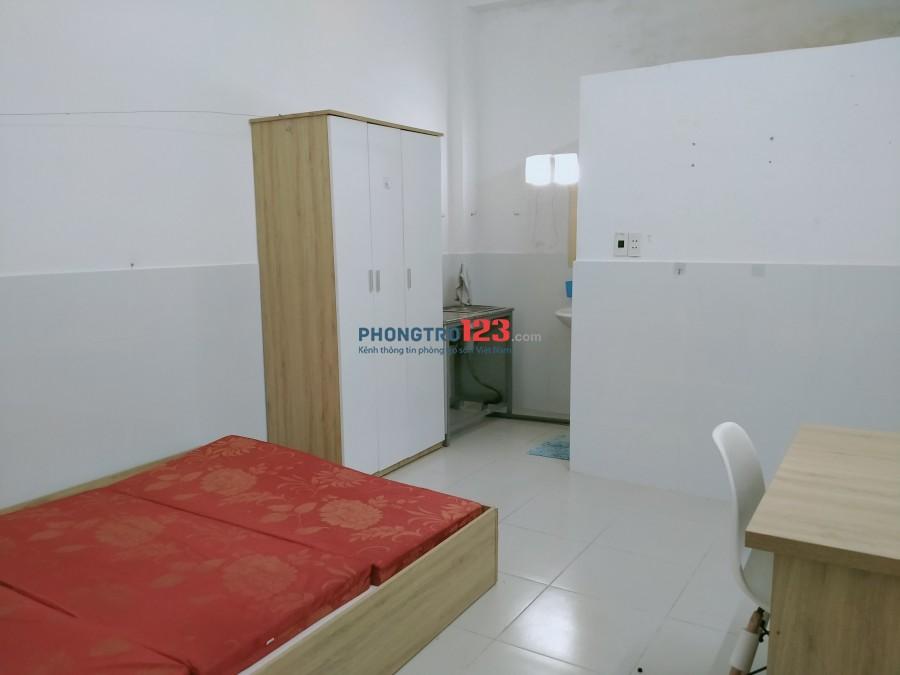 Phòng trọ Tân Phú mặt tiền đường Lũy Bán Bích - giá RẺ - sẵn nội thất