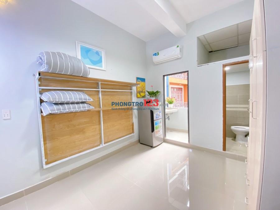 Cho thuê căn hộ cao cấp, full nội thất tại trung tâm Quận 3 dễ di chuyển