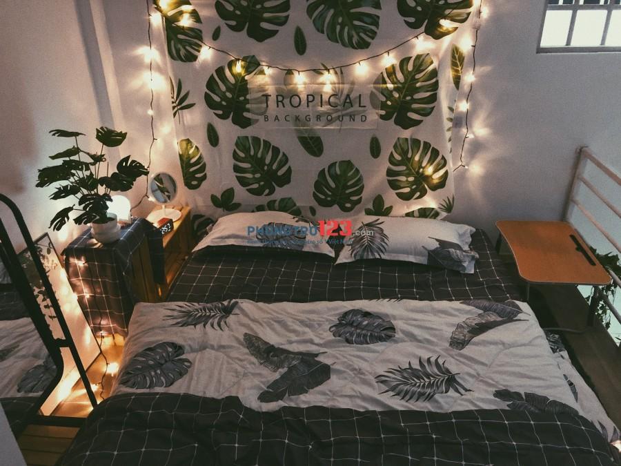 Cho thuê phòng trọ kiểu homestay đầy đủ tiện nghi