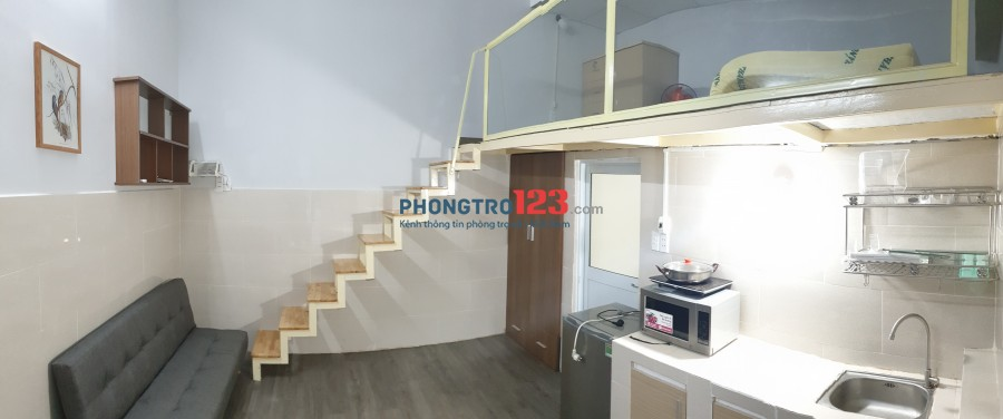 Căn hộ mini full nội thất trong chung cư mini gần Phan xích long f5 bình thạnh
