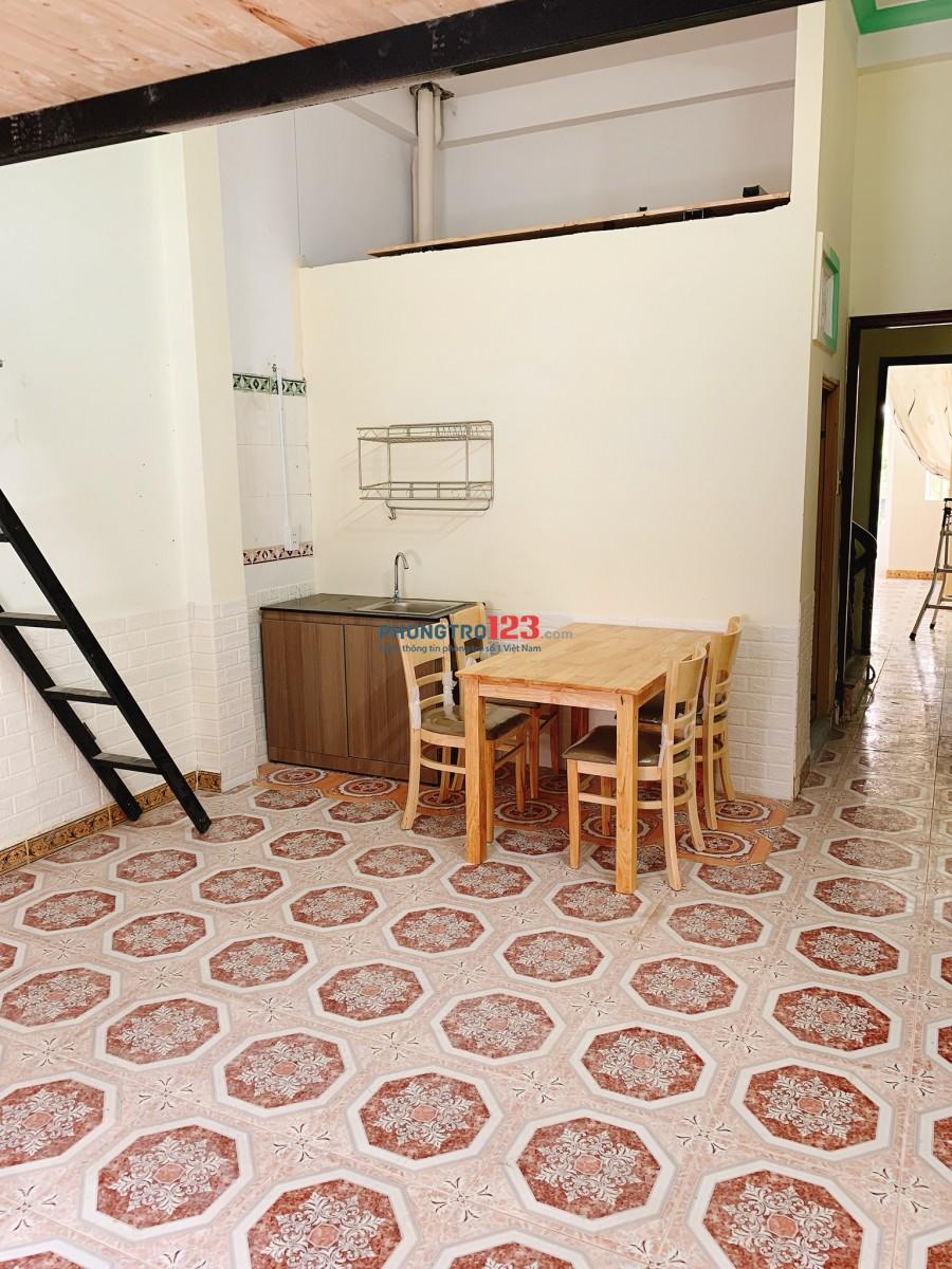 Phòng trọ có gác, Đường Quang Trung, Quận Gò Vấp