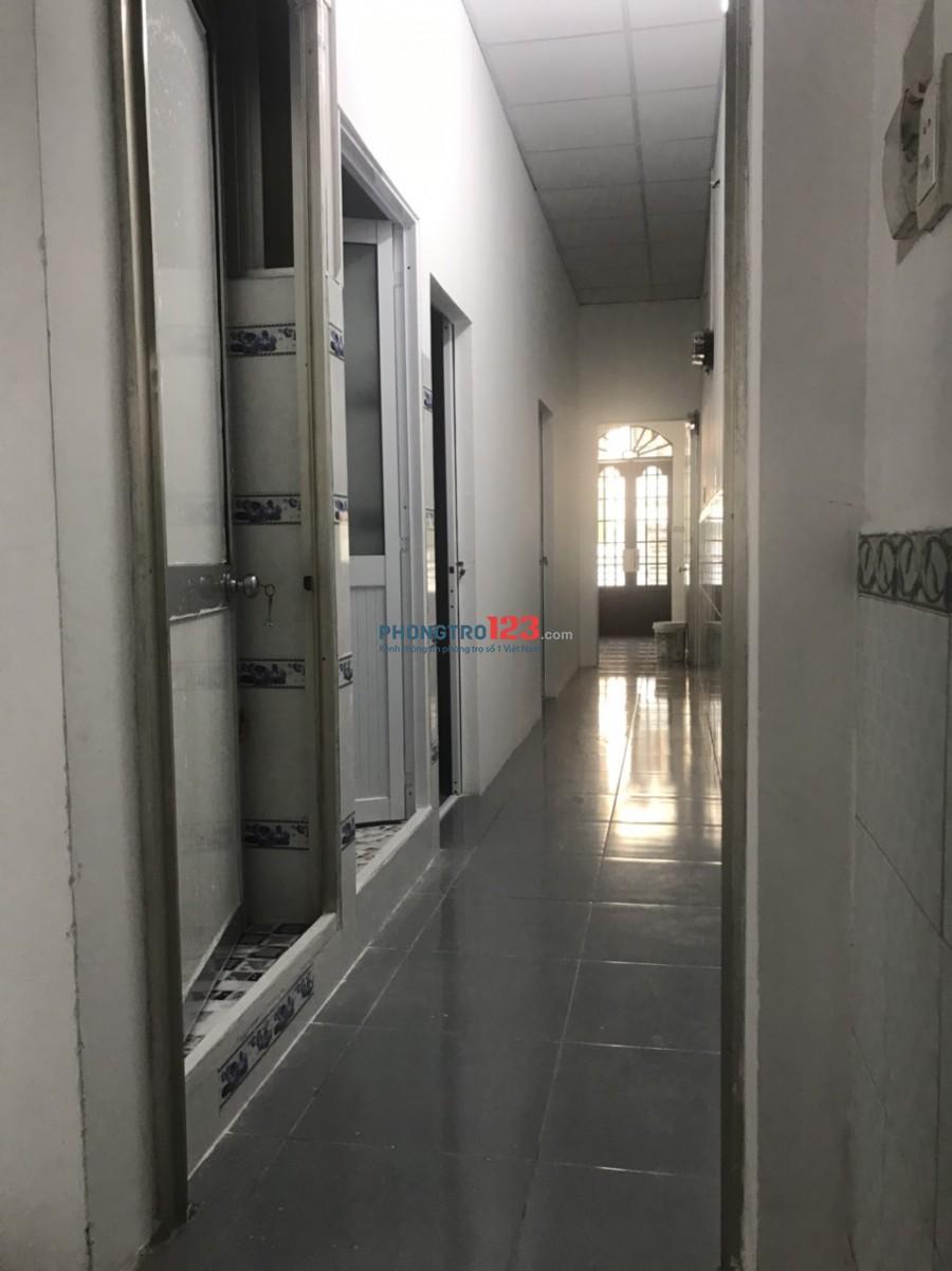 Cho Thuê Phòng -29 Trần Xuân Hòa P7.Q5.TPHCM