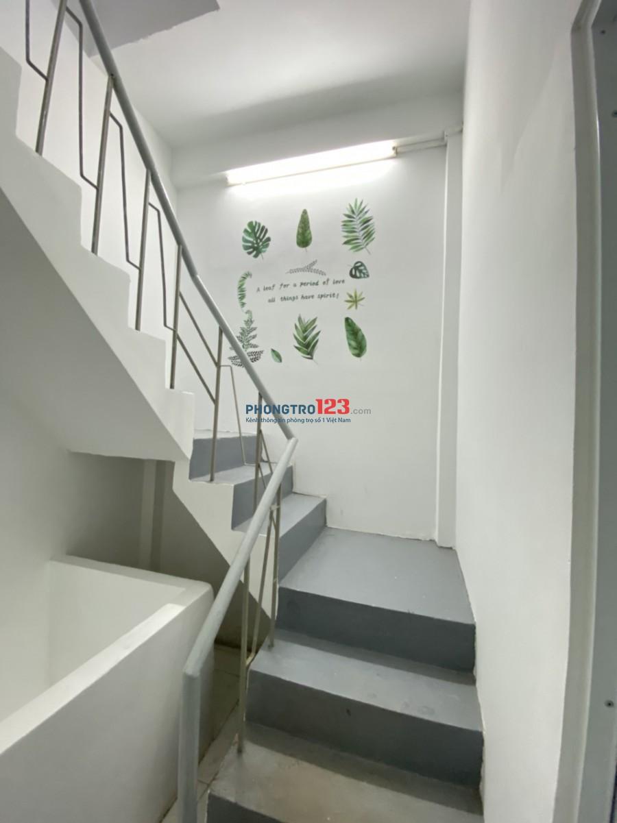 Ở ghép Ký túc Central House đầy đủ tiện nghi ở Phú Nhuận và Quận 10