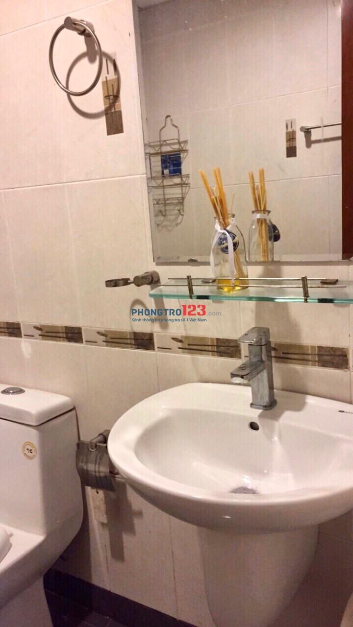 Cho thuê căn hộ Savista Võ Văn Kiệt , Quận 1 , 3 phòng ngủ, full nội thất, chỉ 15 triệu/tháng