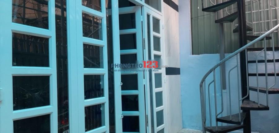 Cho thuê tầng 2 DTSD 70m2 trong nhà nguyên căn mới xây tại 59/7 Đinh Bộ Lĩnh Q BThạnh