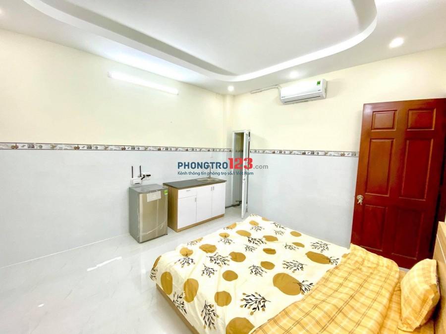 Cho thuê phòng trọ khu vực Bình Thạnh có nội thất toàn nội thất mới, giá rẻ