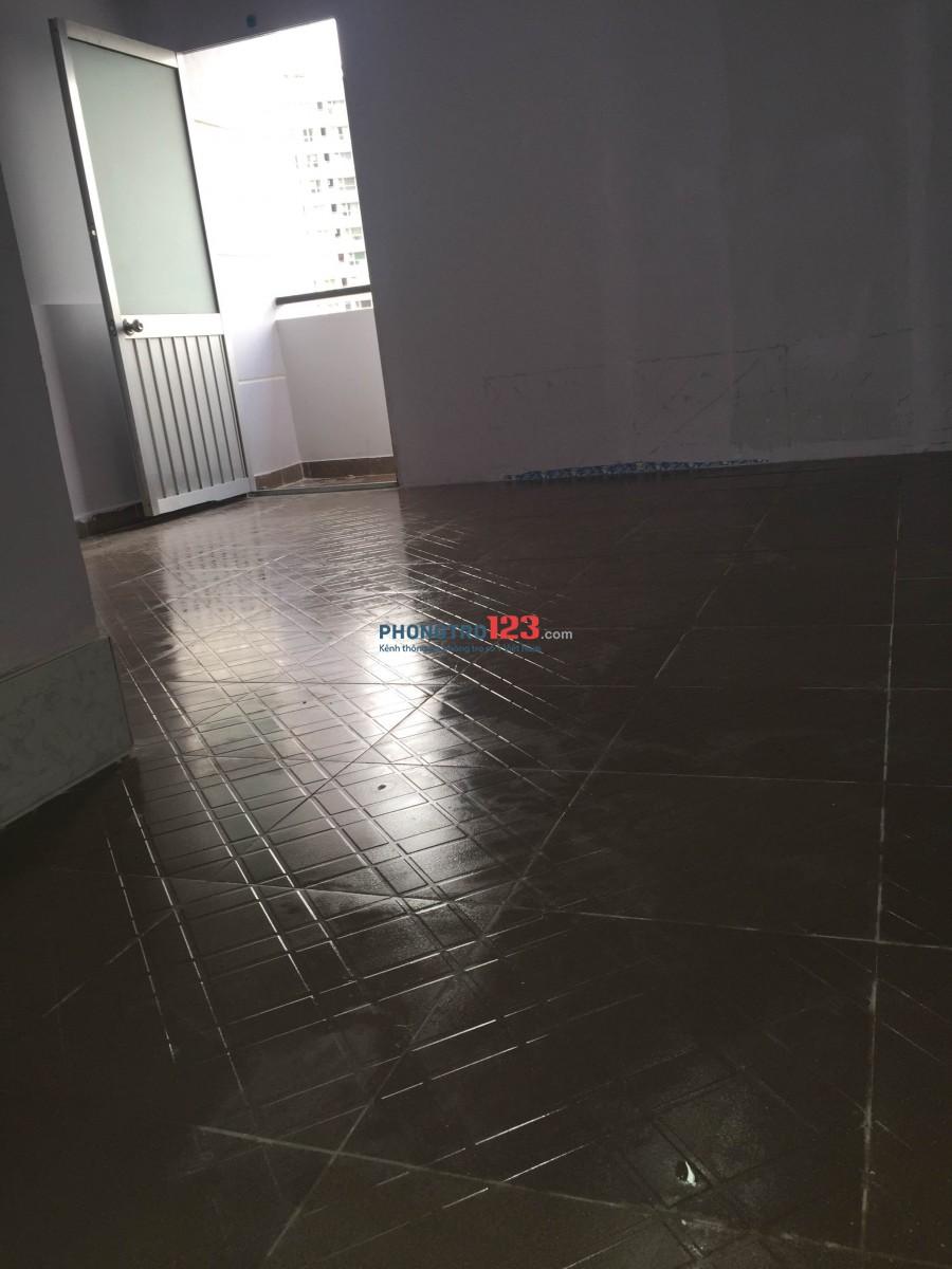 Phòng cao cấp cho thuê trên đường Lê Đức Thọ có ban công có bếp nấu ăn, tủ lạnh, toilet riêng, bao nước