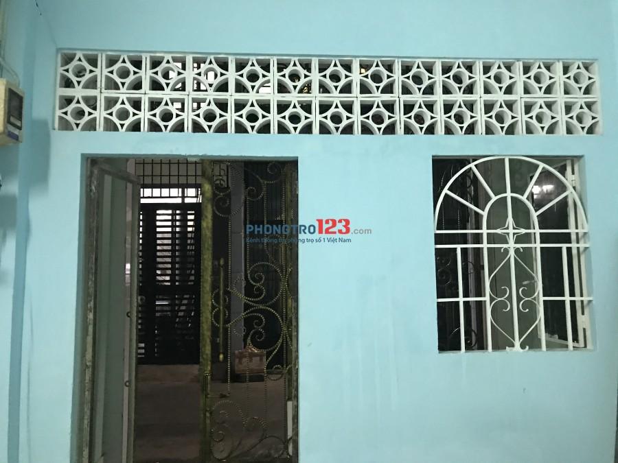 Nhà mới - cho thuê nguyên căn đường 75/8 Đường Nguyễn Sỹ Sách, Phường 15, Quận Tân Bình