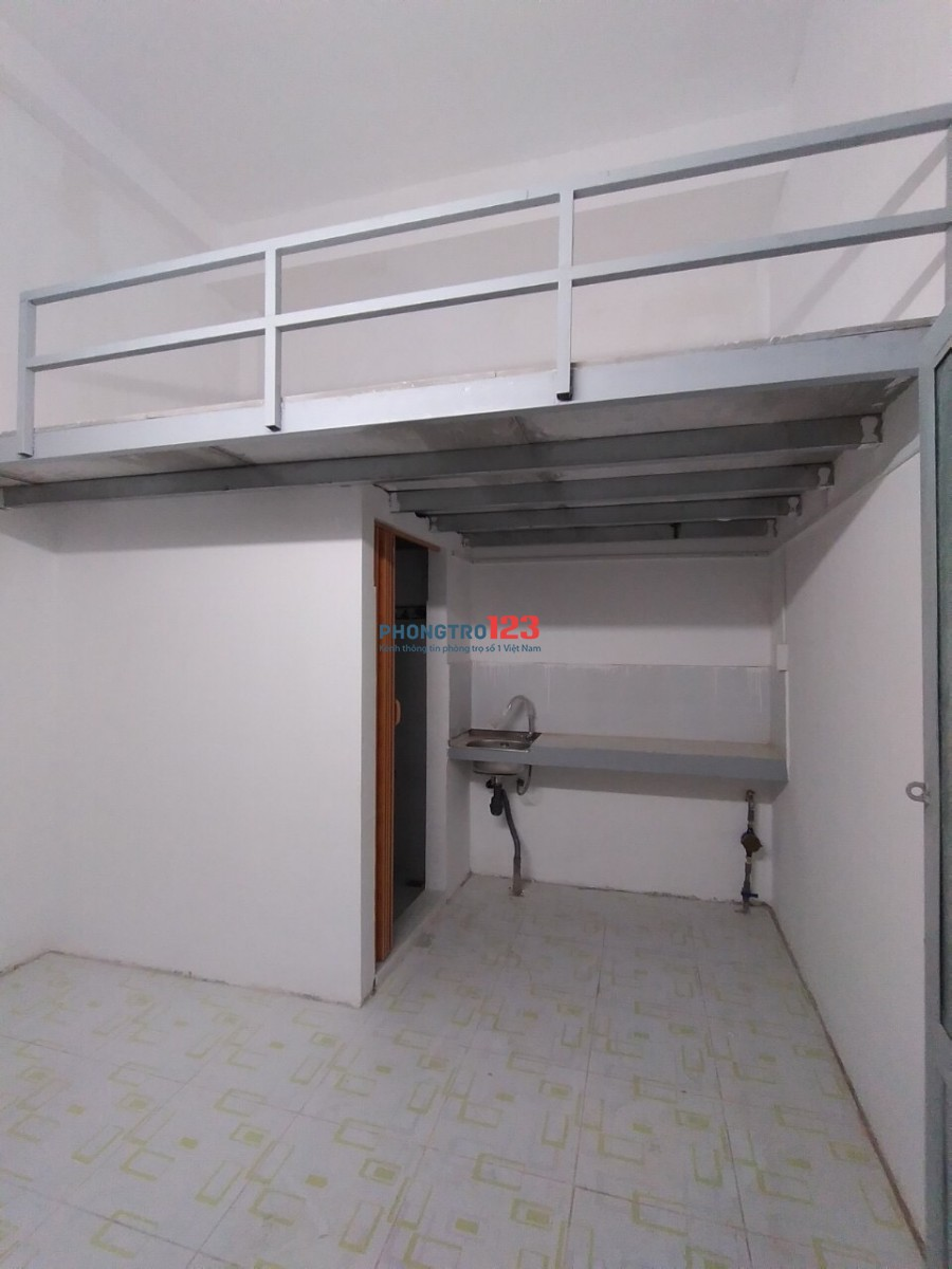 Cho thuê phòng trọ Quận 7 giá 2.3 triệu miễn phí 1 tháng tiền phòng