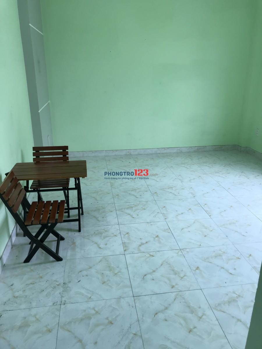 Phòng Máy Lạnh,35m2 giờ giấc tự do đường Lưu Chí Hiếu,Gần Hồ Bơi Tây Thạnh Quận Tân Phú