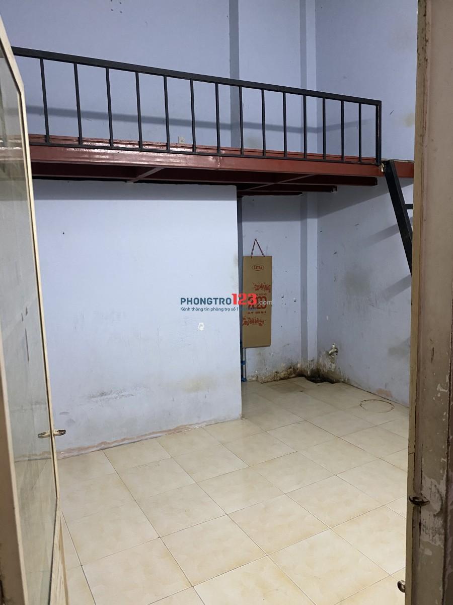Cho thuê phòng trọ có gác giá 2 triệu gần trung tâm TM eaon.