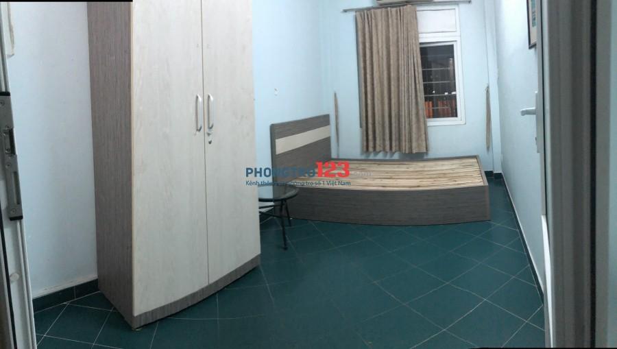 Phòng có nội thất ở Phú Nhuận (Nguyễn Văn Trỗi, Nguyễn Trọng Tuyển)