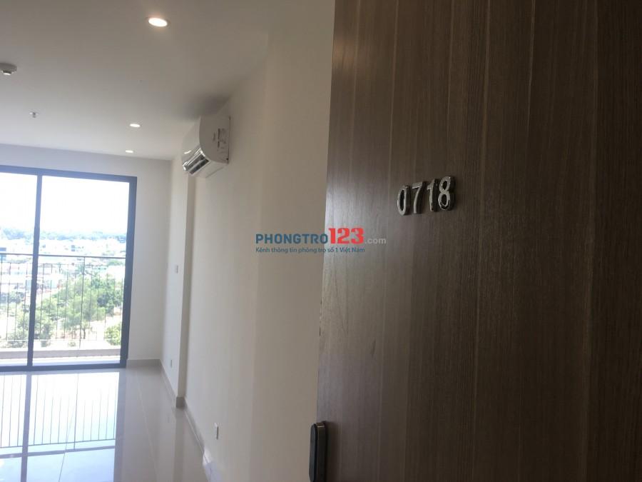 Chính chủ cho thuê căn hộ Mới Vinhomes Grand Park Nguyễn Xiển Quận 9 DT 60m2 có 2pn