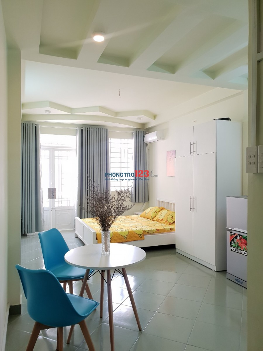 Cho thuê phòng đầy đủ tiện nghi tại Lê Văn Sỹ