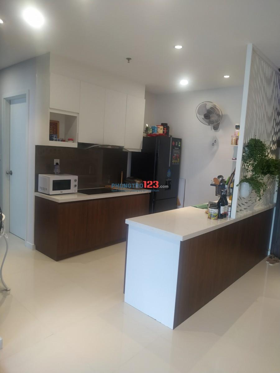 Cho Thuê Căn Hộ Central Premium - 2PN - 1WC - 15/thang bao phí