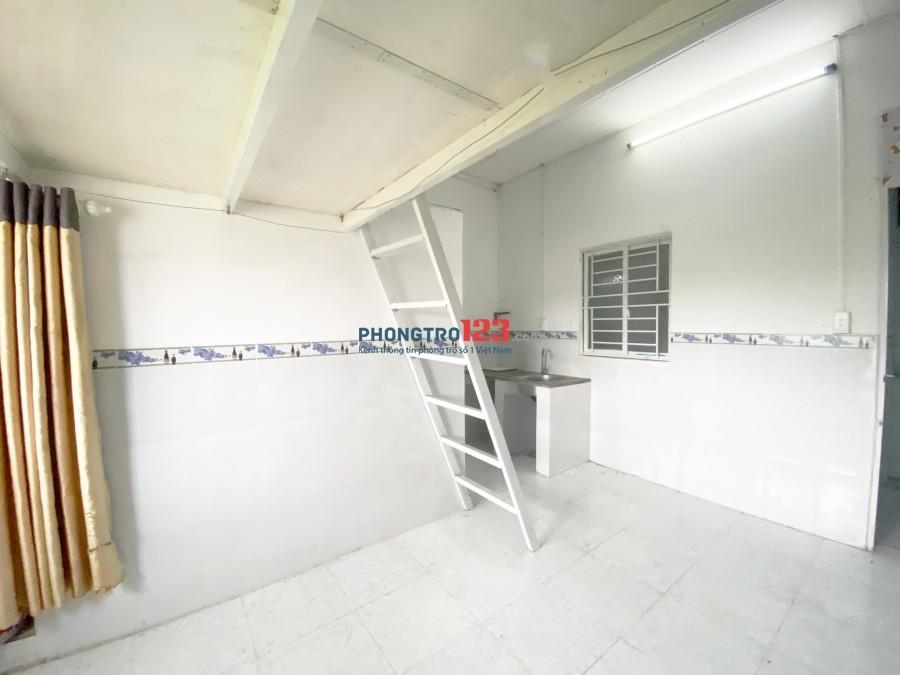 MỚI XÂY - Phòng trọ cao cấp gác, bếp, Wc riêng gần Siêu thị SATRA Phạm Hùng