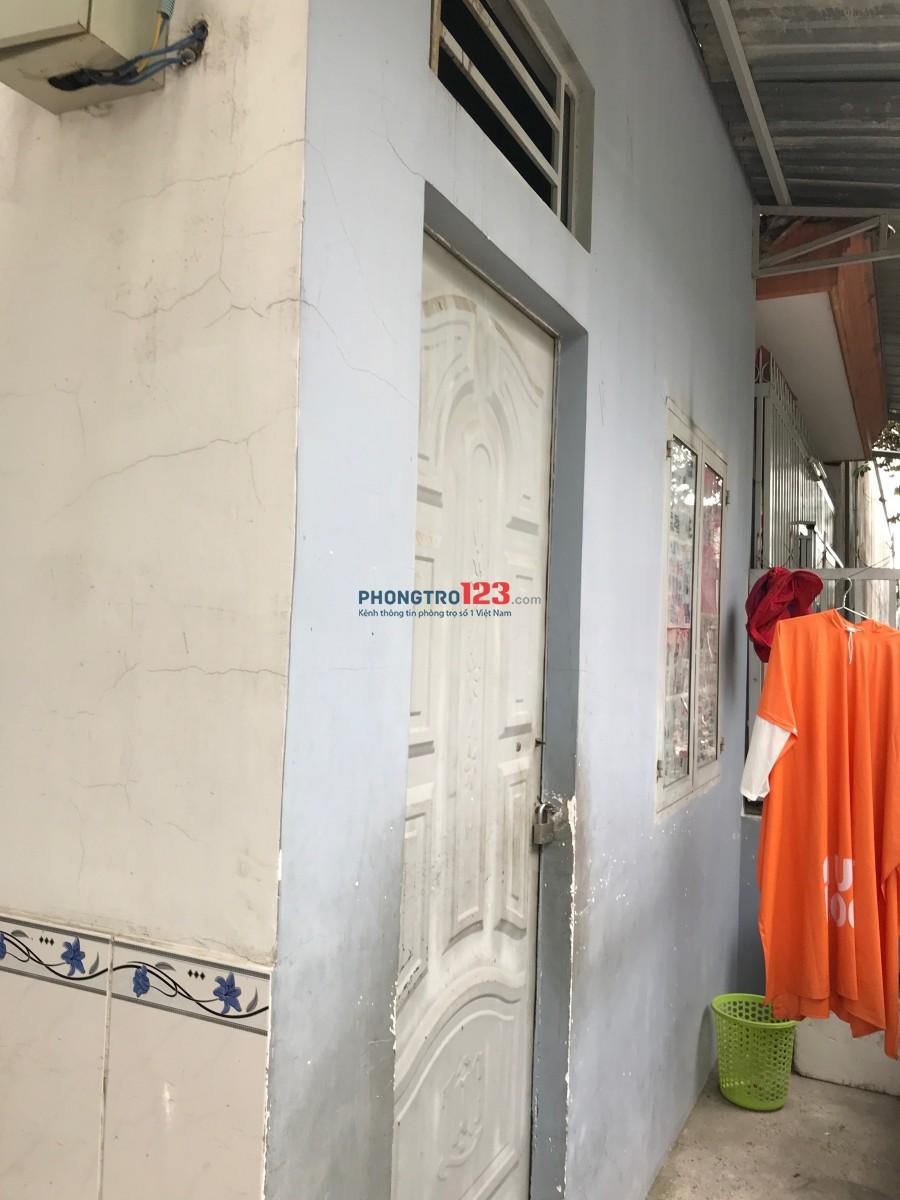 Cho thuê phòng trọ hẻm Quốc lộ 13 phường Hiệp Bình Phước, Thủ Đức