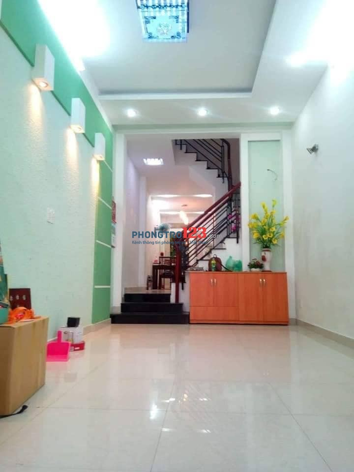 Cho thuê nhà trọ giá tốt tại Dương Bá Trạc Quận 8, gần nhiều trường đại học ( nam )