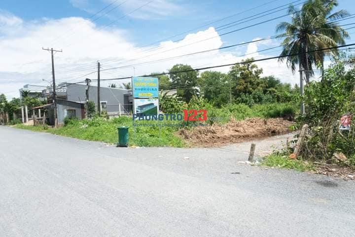 Cho thuê nhà trọ trong khu dân cư 586 gần cổng trắng Quân Khu 9