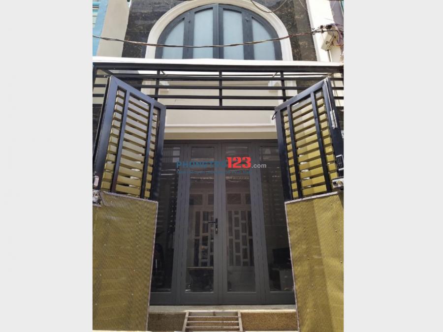 HẠ GIÁ MÙA COVID - Cho thuê phòng trọ cao cấp, tiện nghi tại 319/22 Nguyễn Công Trứ, P.Nguyễn Thái Bình, Quận 1