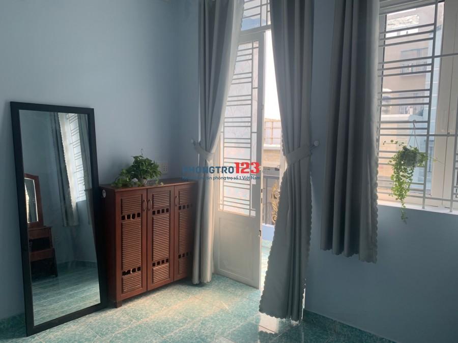 Phòng cho thuê đẹp, có nội thất, giá tốt, số lượng có hạn
