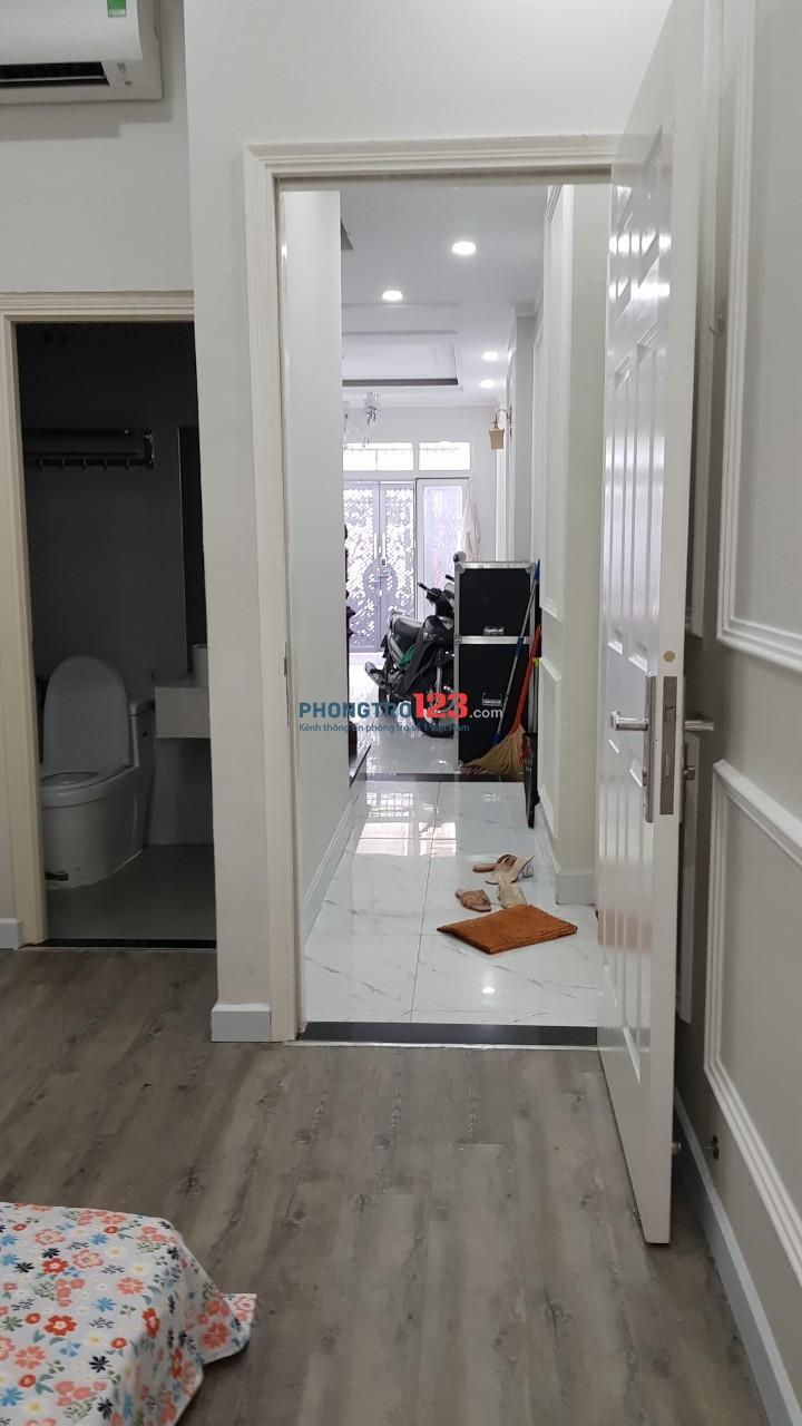 Phòng cao cấp full nội thất, hẽm XH 3/45 Thành Thái, P14, Q10