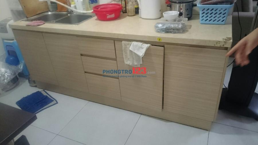 Cho thuê căn hộ Bộ Công An diện tích 70m2 2PN, 2 nhà vệ sinh
