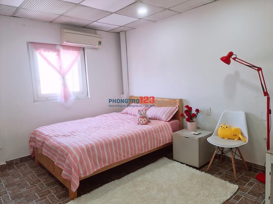 Phòng trọ Dương Bá Trạc Q8 đủ nội thất giá rẻ