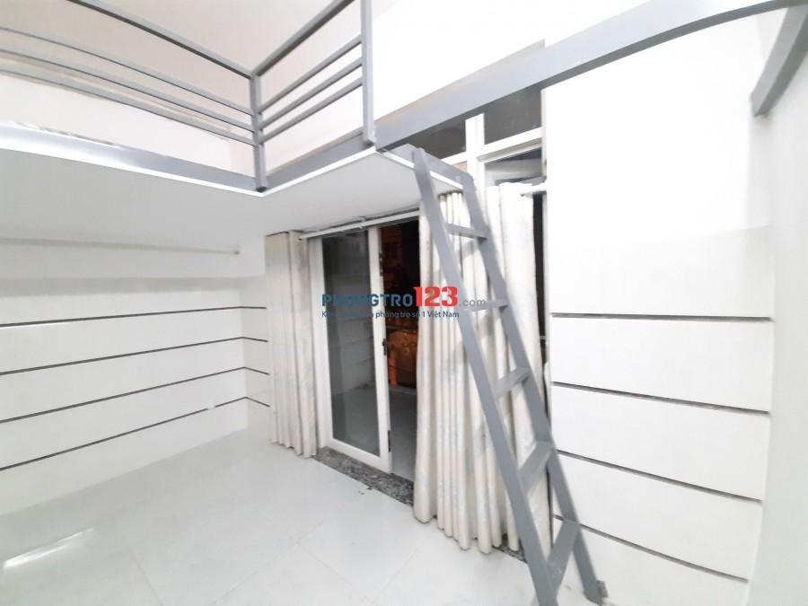 Cho thuê phòng trọ mới 20m2 có gác và máy lạnh Tại Phú Thọ Hòa Và Nguyễn Sơn giá 2,8tr/th