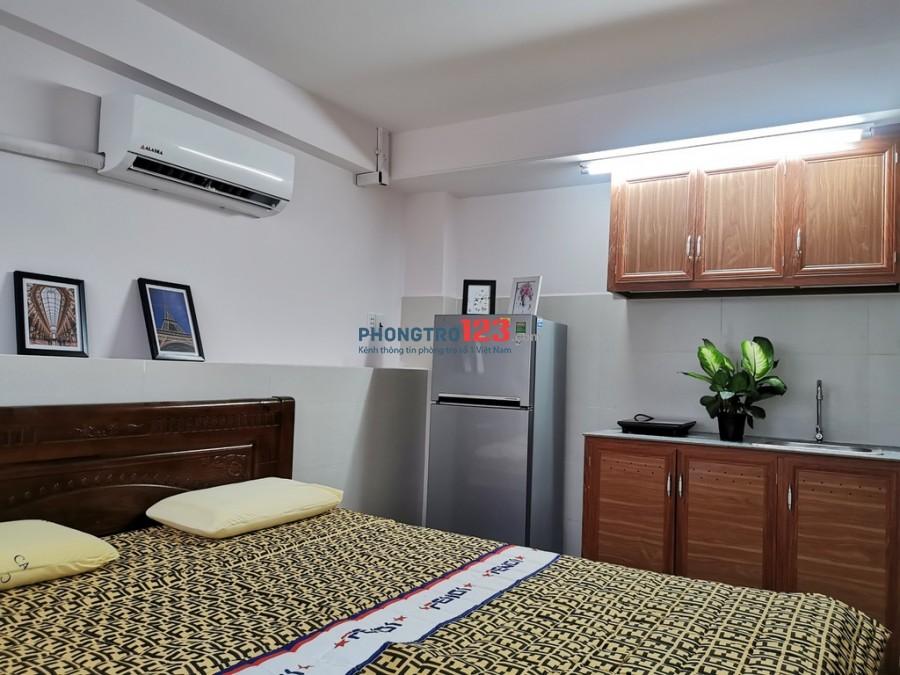 Cho thuê phòng dịch vụ Full nội thất, 30m2 - An Phú, quận 2