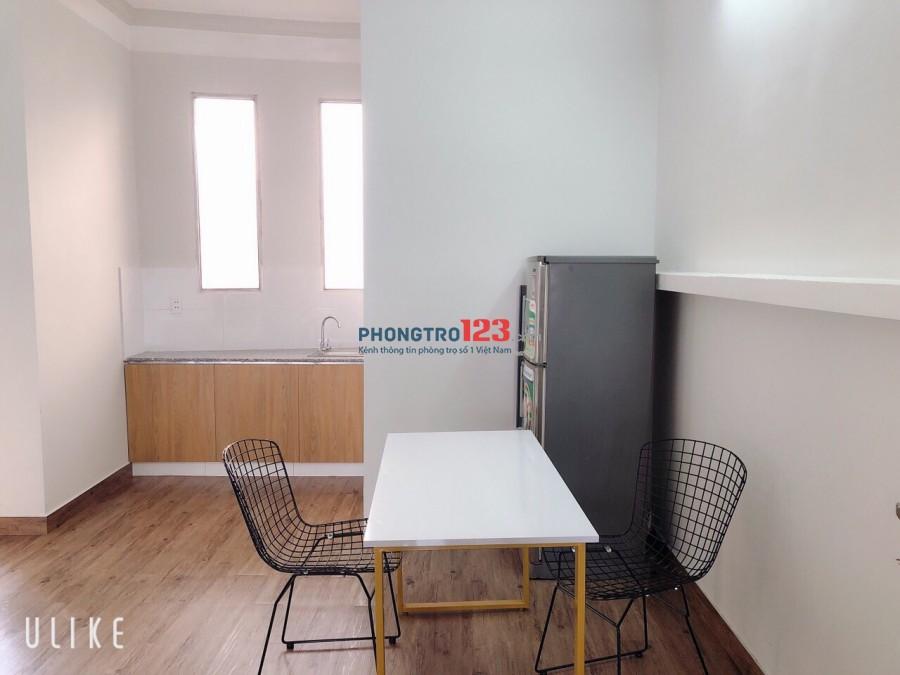 Phòng trọ cho thuê gần chợ Hạnh Thông Tây Quận Gò Vấp đầy đủ nội thất