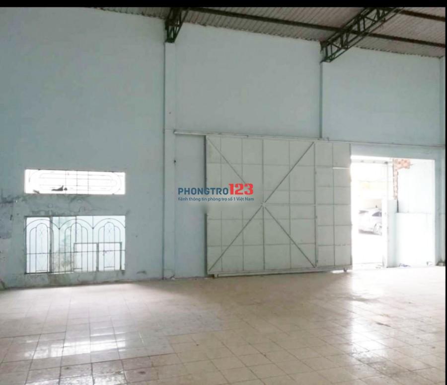 Chính chủ cho thuê 200m2 KD Kho Xưởng tại Lê Văn Quới P Bình Hưng Hòa A Q Bình Tân