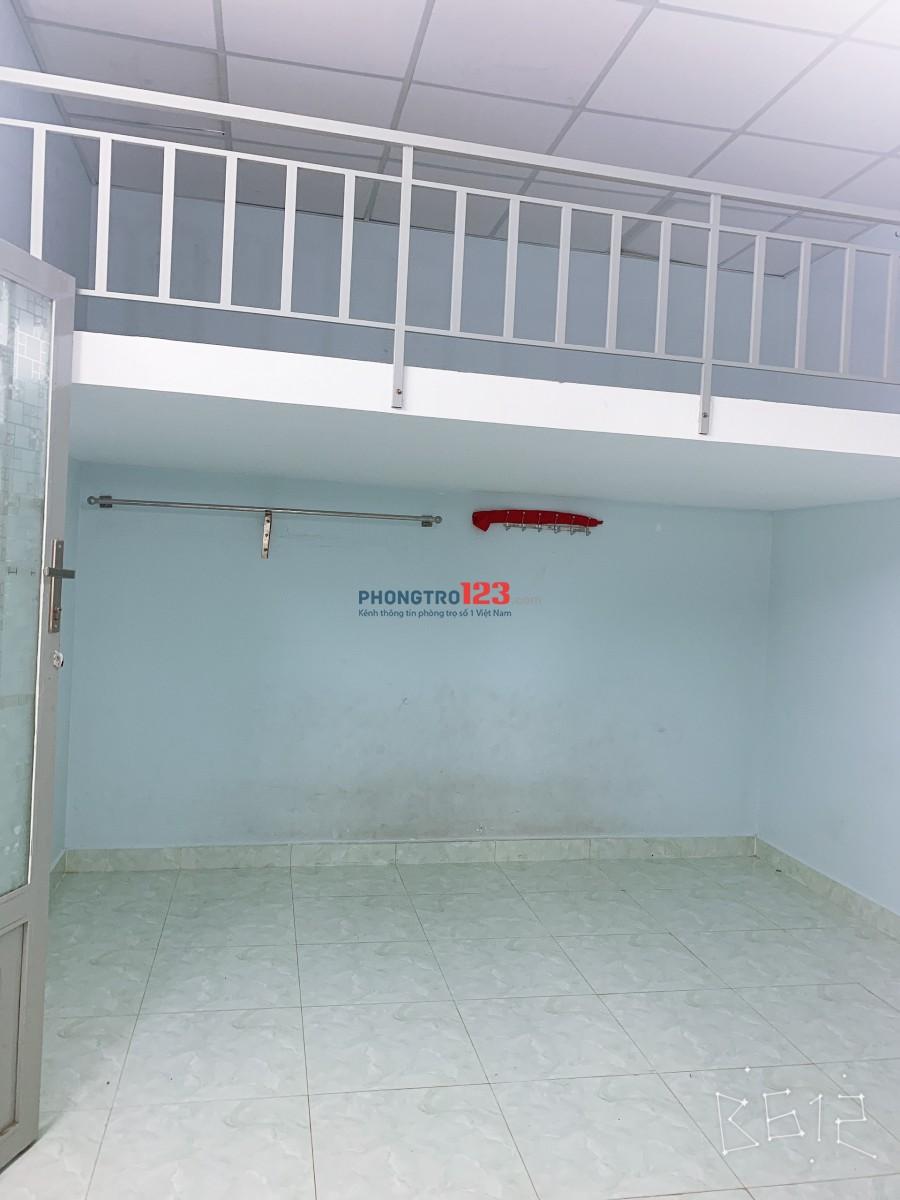 Cho thuê căn hộ 122/7 Bùi Đình Túy, diện tích 25m