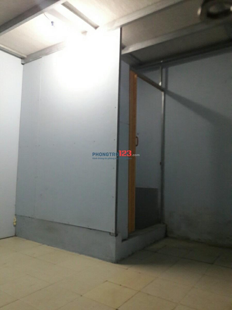 Phòng trọ đường Tạ Quang Bửu Quận 8, mặt tiền đường